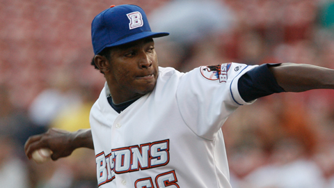 Mejia Roughed Up In Bisons 6-0 Loss