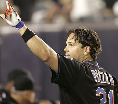 Amazin Memories: Piazza's First Game as a Met