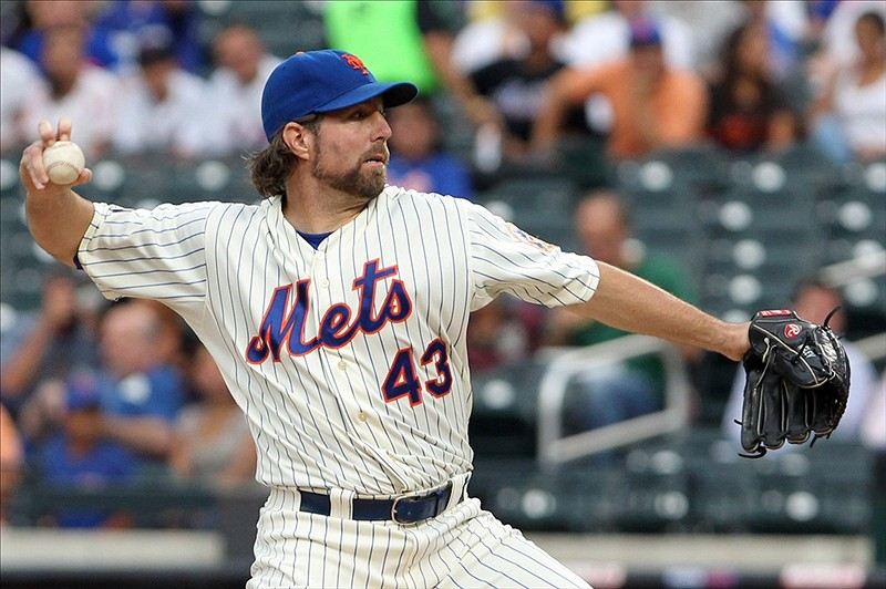 2012 Mets Player Review: R.A. Dickey, RHP