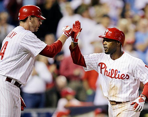 Those Damned Phillies… Just When You Thought They Were Out…
