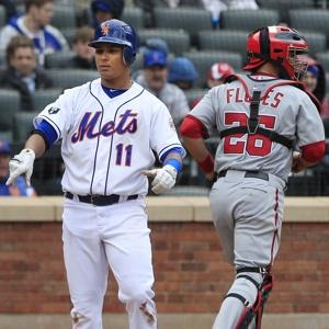 Shortstop Ruben Tejada Has Been On A Downward Trend Since May