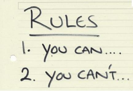 The Unwritten Rules When Attending Ball Games