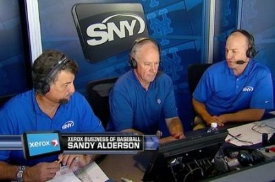 sandy alderson sny booth