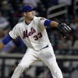 Matt Harvey K's 10 In Mets 2-0 Loss To Nats