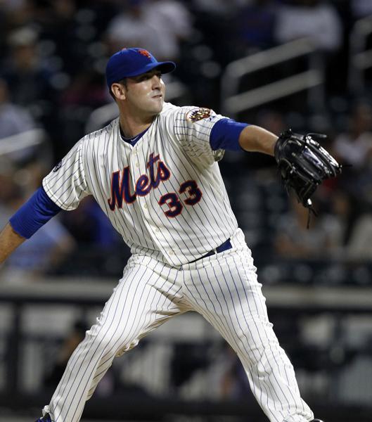 Matt Harvey K's 10 In Mets 2-0 Loss To Nats