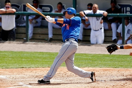 Wilmer Flores #1 and Luis Mateo #9 On Baseball America's Prospect Hot Sheet