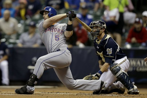 Mets Homer Twice In 7-3 Win Over Brewers