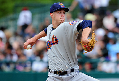 Zack Wheeler Will Be In Starting Rotation on Opening Day 2013
