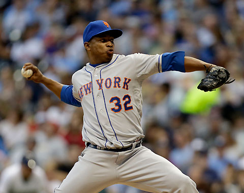 Jenrry Mejia Likely To Make 2013 Debut Against Nationals