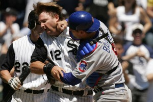 Pierzynski took one on the chin here, but clearly earned respect in his clubhouse