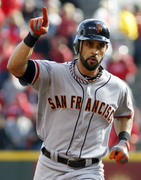 Heyman: Giants Re-Sign Angel Pagan
