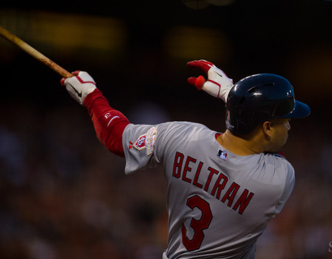 Beltran Sets Postseason Record In SLG and OPS, Pagan Could Net Giants A First Round Pick