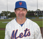 Dave Hudgens has been applauded for his work with the Mets and will be back in 2013 as the Mets Hitting Coach.