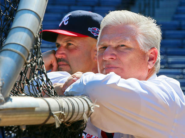 Braves GM Discusses Flaws With Wild Card Format, Infield Fly Rule