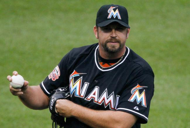 Arizona Acquires Heath Bell From Marlins, Oakland Gets Chris Young