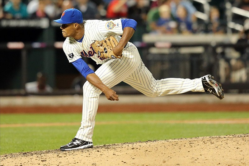 Familia to Continue Pitching in Winter Ball Down in the Dominican