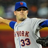 Matt Harvey Brilliant In Mets' Win