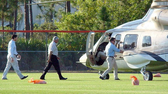 mets helicopter