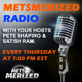 MetsMerized Radio Is Back! Episode 4!