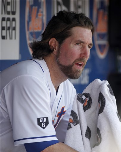 There's Only One Way The Mets Lose With Dickey