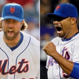 Should Dickey or Santana Get The Ball On Opening Day?
