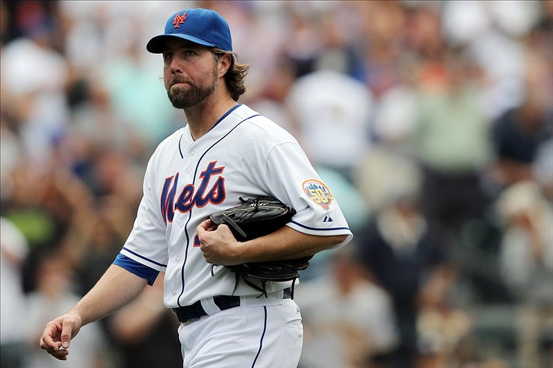 If Dickey Demands More Than 2 Year Extension, Should We Trade Him?