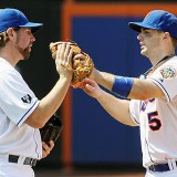Who Was The Mets Most Valuable Player In 2012, Wright Or Dickey?