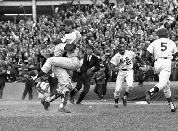 Greatest Underdog Achievements: 1969 Mets Were A 100:1 Longshot