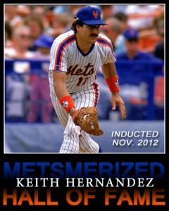 Keith Hernandez MMO HOF