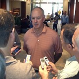 Alderson Discusses Dickey Situation And Mets Strategy In Nashville