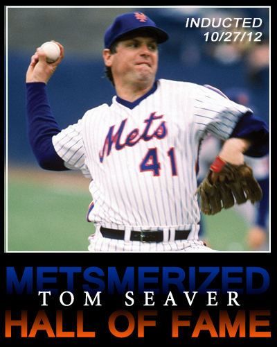 TOM SEAVER HOF