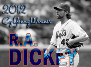 dickey cy young
