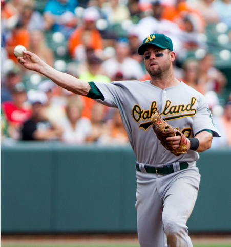 Mets Acquire Infielder Brandon Hicks From Oakland For Cash