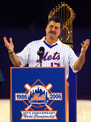 Metsmerized Hall of Fame: Keith Hernandez, 1B