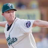 Goeddel, B-Mets Bullpen Struggle With Command In Binghamton Loss