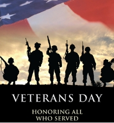Happy Veteran's Day From All Of Us At MMO
