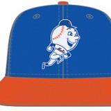 Mets Unveil Their 2013 BP Cap Featuring Mr. Met!