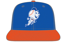 Mets Unveil Their 2013 BP Cap Featuring Mr. Met!