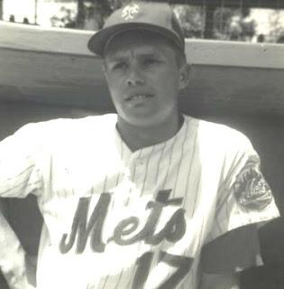 Don Bosch, OF: Mets #1 Prospect in 1967.