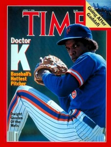 Dwight Gooden Time Mag