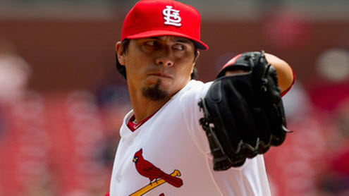 Kyle Lohse is the best remaining free agent pitcher available, leaving Dickey as the top dog
