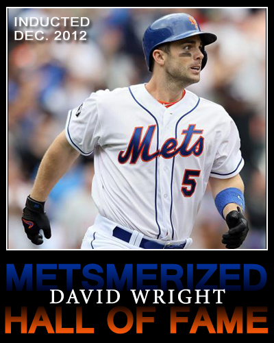MMO Hall of Fame David Wright