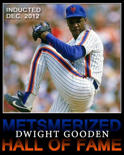 Metsmerized Hall of Fame: Dwight Gooden, RHP
