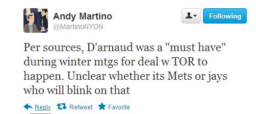 Martino tweet