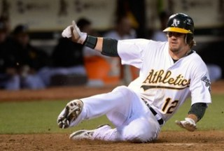 Mets Trade Jefry Marte To A's For Minor League Outfielder Collin Cowgill