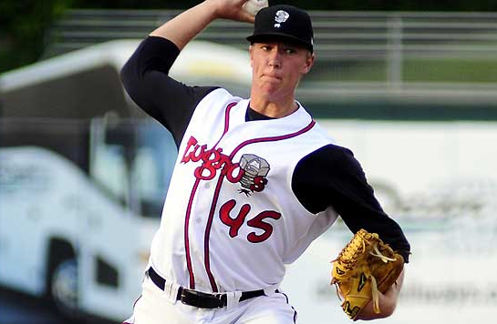 Wheeler and Syndergaard Among Top 10 RHP Prospects