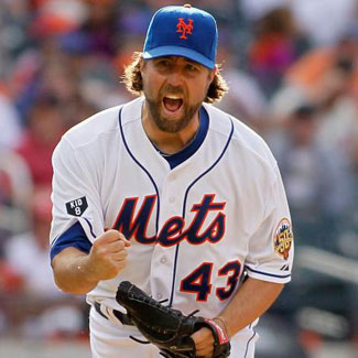 Mets Leave Dickey Out Of 2012 Highlights Video