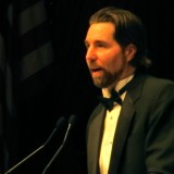 R.A. Dickey Accepts NL Cy Young At BBWAA Dinner