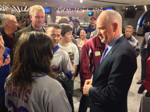 Alderson Says He Is Responsible For Lack Of Spending, Not Ownership