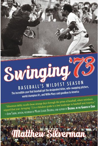 MMO Book Review: Swinging '73: Baseball's Wildest Season